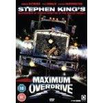 Maximum Overdrive Filmer Maximum Overdrive [DVD]